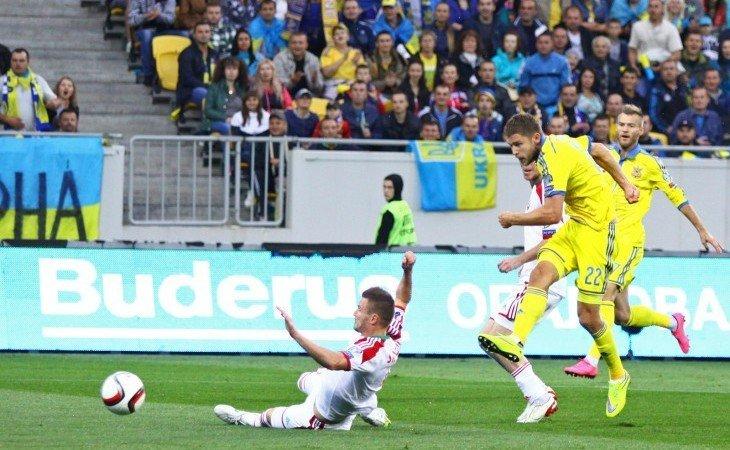 """Генич: """"Украина забьёт в Словакии во втором тайме"""""""