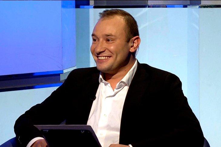 Константин Генич - лучший футбольный комментатор 2015 года