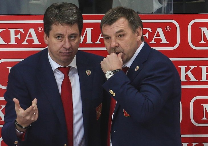 Тренерский штаб сборной России столкнулся с кадровыми проблемами