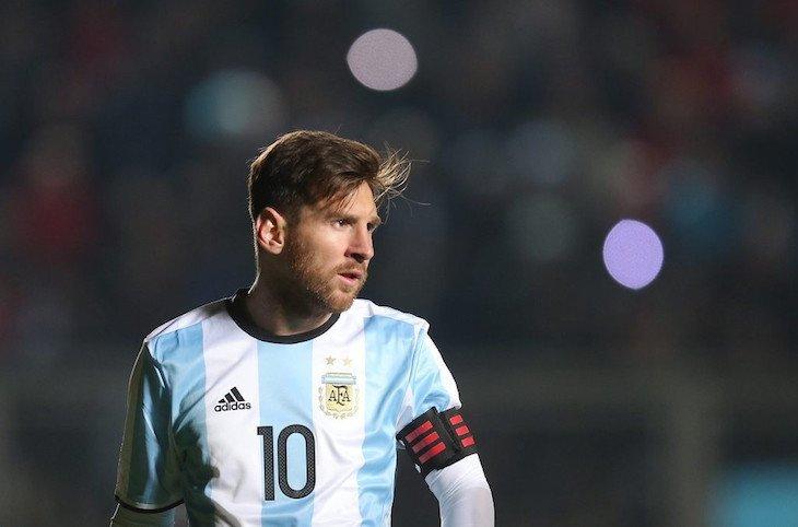 Аргентинцы начнут турнир матчем со сборной Чили