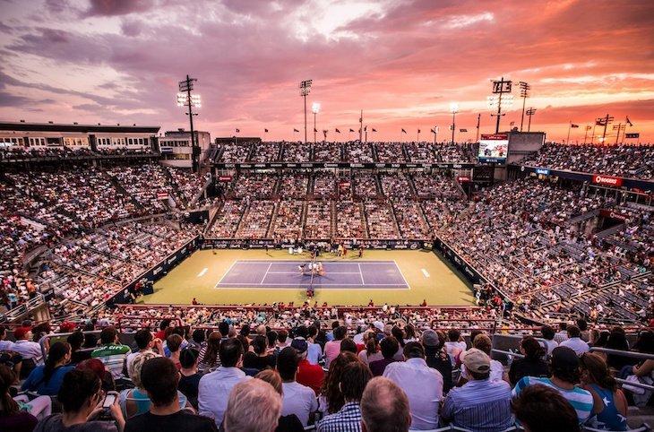 В этом году черед Торонто принимать турнир серии Masters