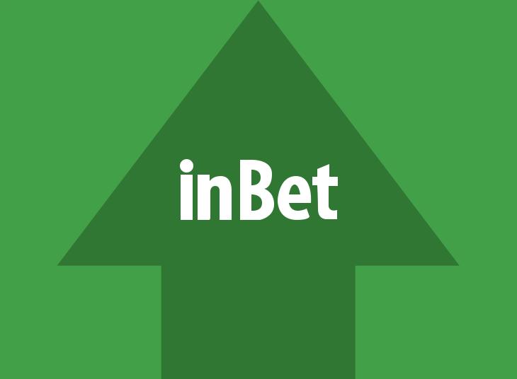 БК InBet повышена до категории «3»