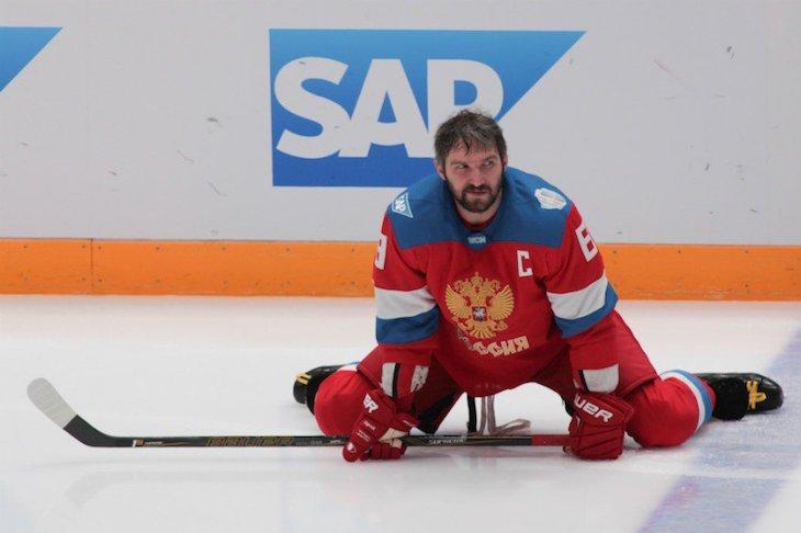 Овечкин заявил, что приедет на следуюшую Олимпиаду