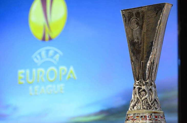 В Лиге Европы Россия представлена четырьмя командами