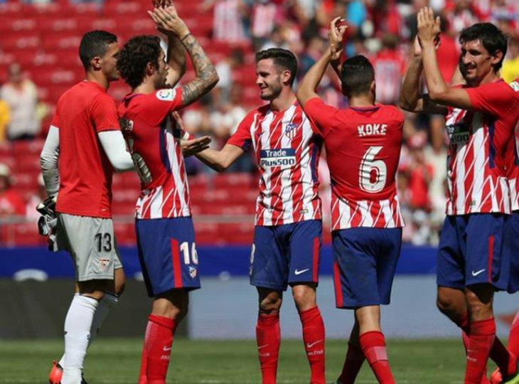 «Фонбет»: 71% ставок — на «Атлетико» в матче с «Севильей» в Примере
