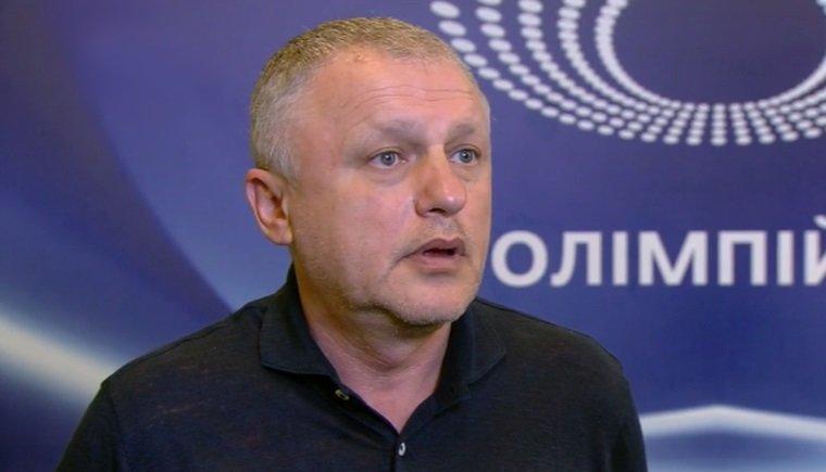 Игоря Суркиса могут наказать за обвинения Маркевича в договорных матчах