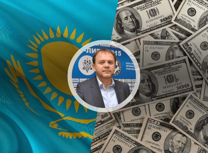 Дмитрий Васильев: в Казахстане вместо футбола борьба за финансовые потоки