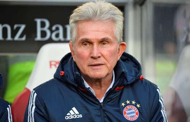 Хайнкес вновь уходит на пенсию