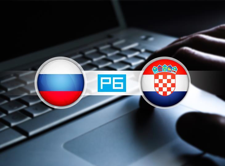 Текстовая трансляция матча Россия - Хорватия