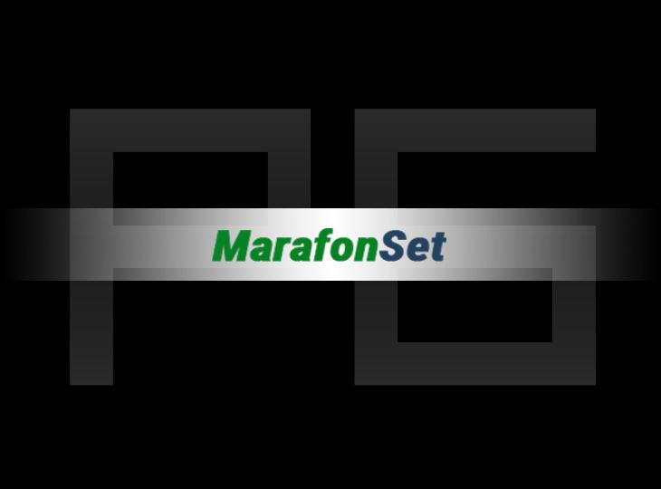 В черный список рейтинга добавлен букмекер Marafonset