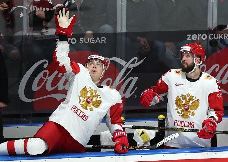 Связка двух Никит - Гусева и Кучерова - лучша на этом чемпионате мира