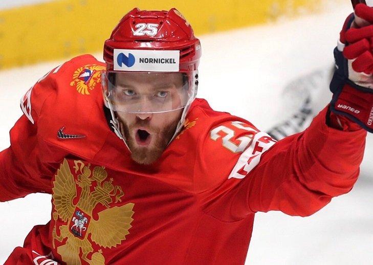 Россия победила США в четвертьфинале ЧМ-2019 по хоккею