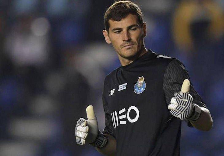 Football Espana: «Порту» предожит Касильясу неигровую должность в клубе