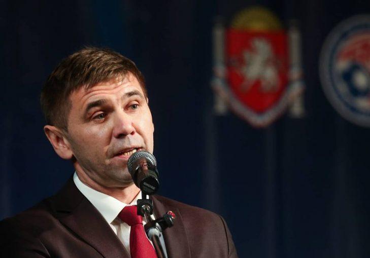Ветоха: 9 тысяч детей в Крыму - без футбольного гражданства, россияне считаются легионерами