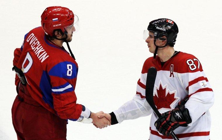 В ожидании финала: Россия – Канада