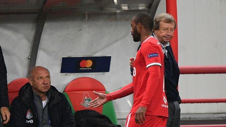 Фернандеш покидает «Локомотив»