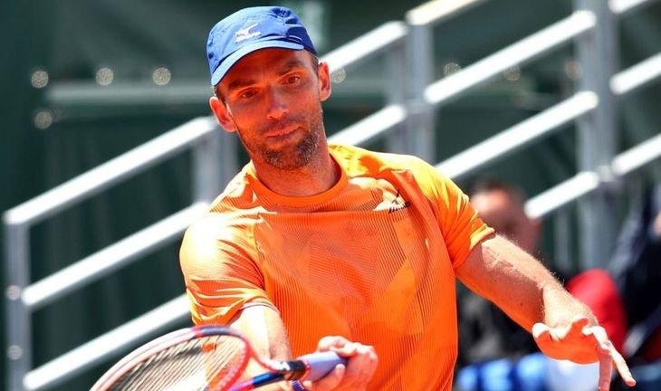 40-летний Карлович вписал свое имя в историю турниров «Большого шлема»