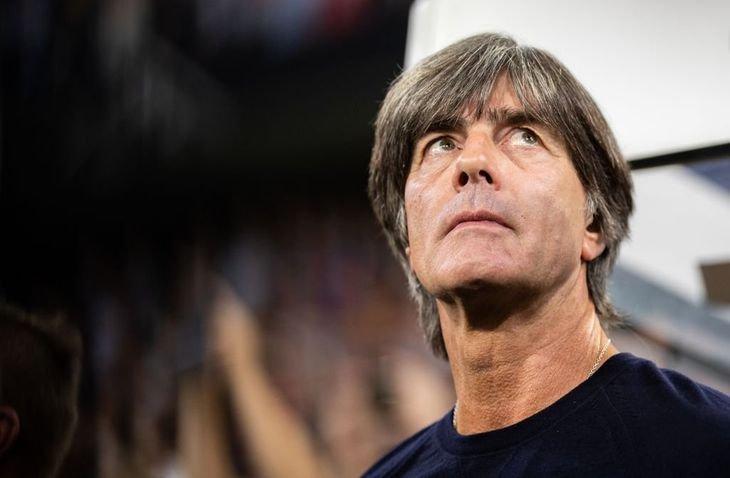Сборная Германии перед июньскими матчами осталась без тренера