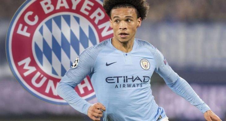 «Манчестер Сити» отклонил первое предложение «Баварии» по Сане