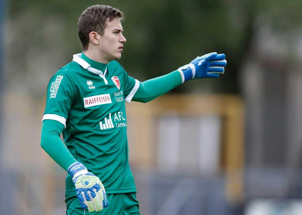 Митрюшкин продлил контракт со швейцарским «Сьоном»