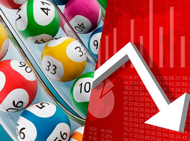 Продажи лотерей в Китае упали на 14%