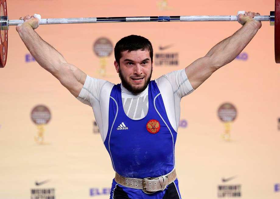 В Москве за кражу продуктов разыскивают чемпиона Европы по тяжелой атлетике