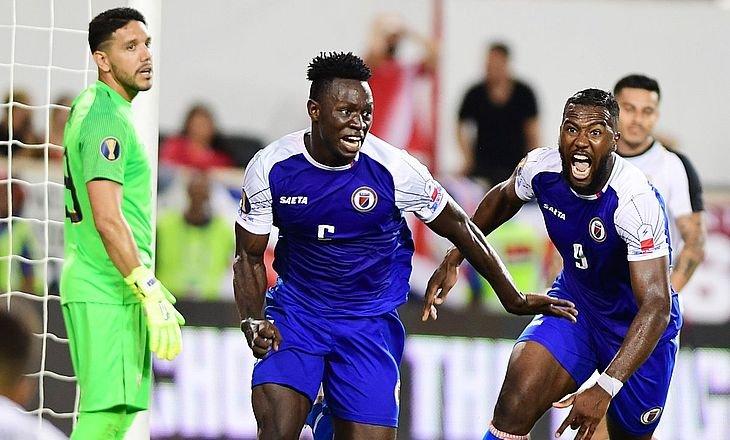 Гаити победили Коста-Рику, обе команды вышли в 1/4 финала Золотого кубка КОНКАКАФ