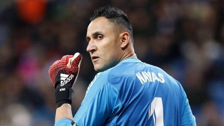 Навас требует от «Реала» 7 млн евро и бесплатный переход в другой клуб