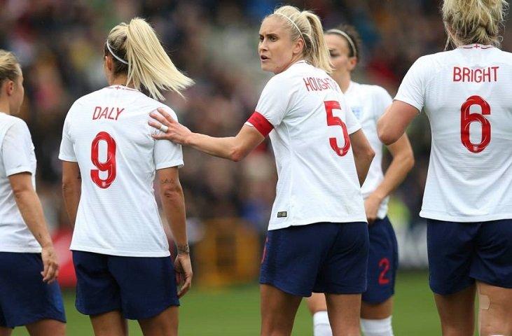 Женская сборная Англии по футболу