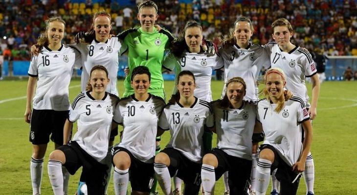 Немецкие футболистки вышли в четвертьфинал чемпионата мира