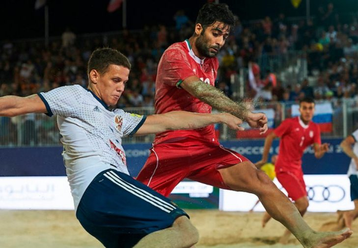 Чили, Аргентина и Сальвадор поспорят с Россией за право провести ЧМ по пляжному футболу