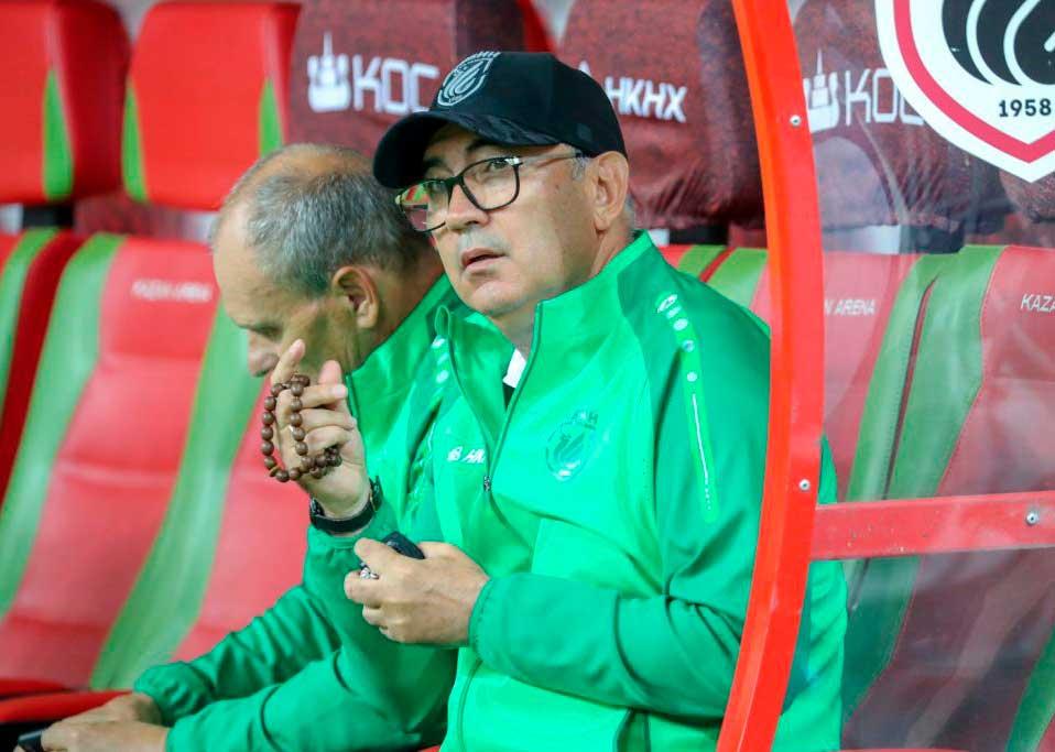 «Рубин» объявил об уходе Бердыева