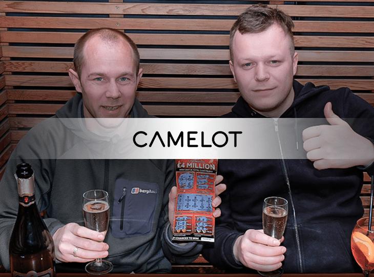 Два игрока подали в суд на оператора британской национальной лотереи