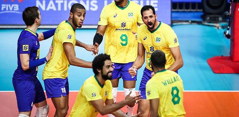 Бразилия вышла в полуфинал