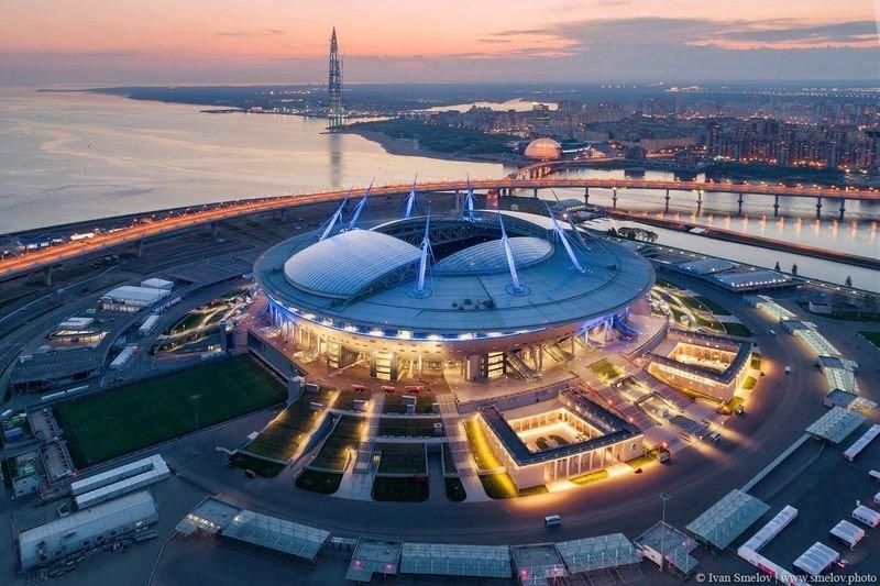 Газпром Арена