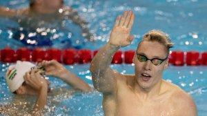 ЧМ по водным видам. 17-летний россиянин Минаков завоевал серебро