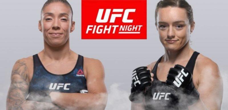 UFC Fight Night 155: Де Рандами нокаутировала Лэдд и другие результаты