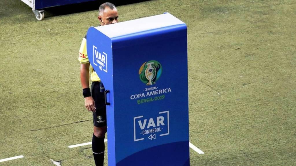 ВАР - одна из главных тем прошедшего Кубка Америки