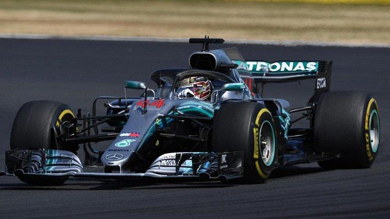 Мерседес Формула-1