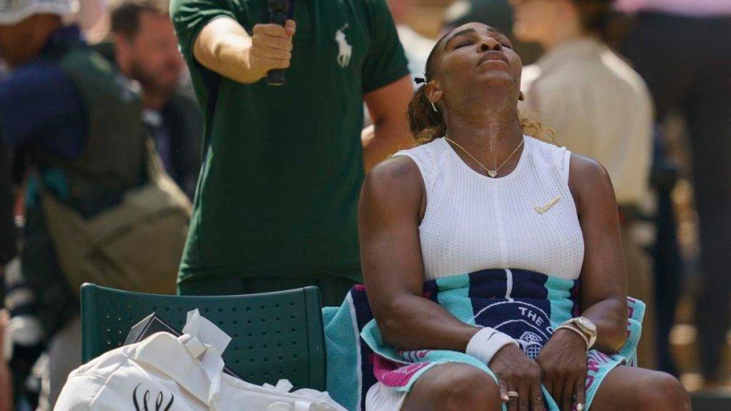 Серена Уильямс - пока без рекордного 24-го титула Большого шлема