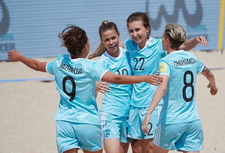 Женская сборная России сыграет в финале Кубка Европы