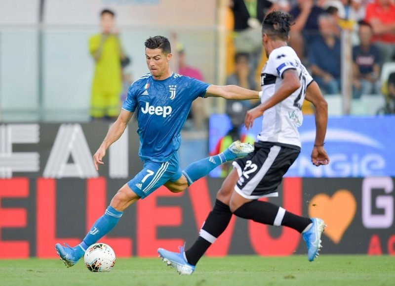 «Ювентус» одолел «Парму» в стартовом матче нового сезона Серии А