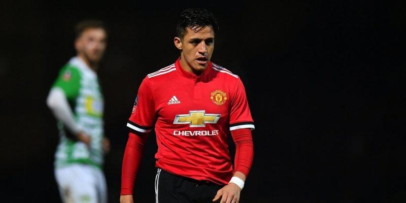 Санчес хочет покинуть «Манчестер Юнайтед» из-за конфликта с одноклубниками