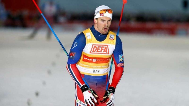 Норвежский лыжник перенес остановку сердца
