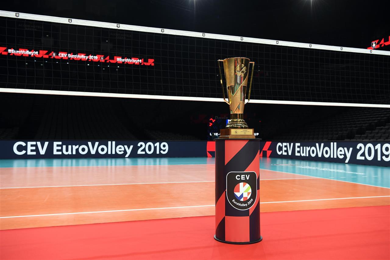 Кубок чемпионов Европы по волейболу