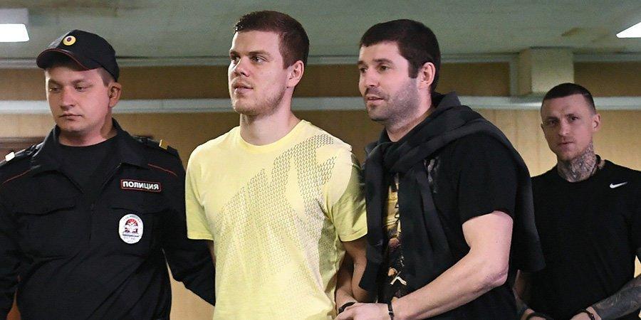 Адвокат: «Протасовицкий не знает об освобождении Кокорина и Мамаева»