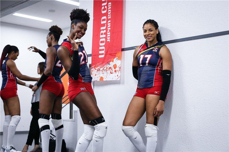 Женская сборная Доминиканской Республики по волейболу