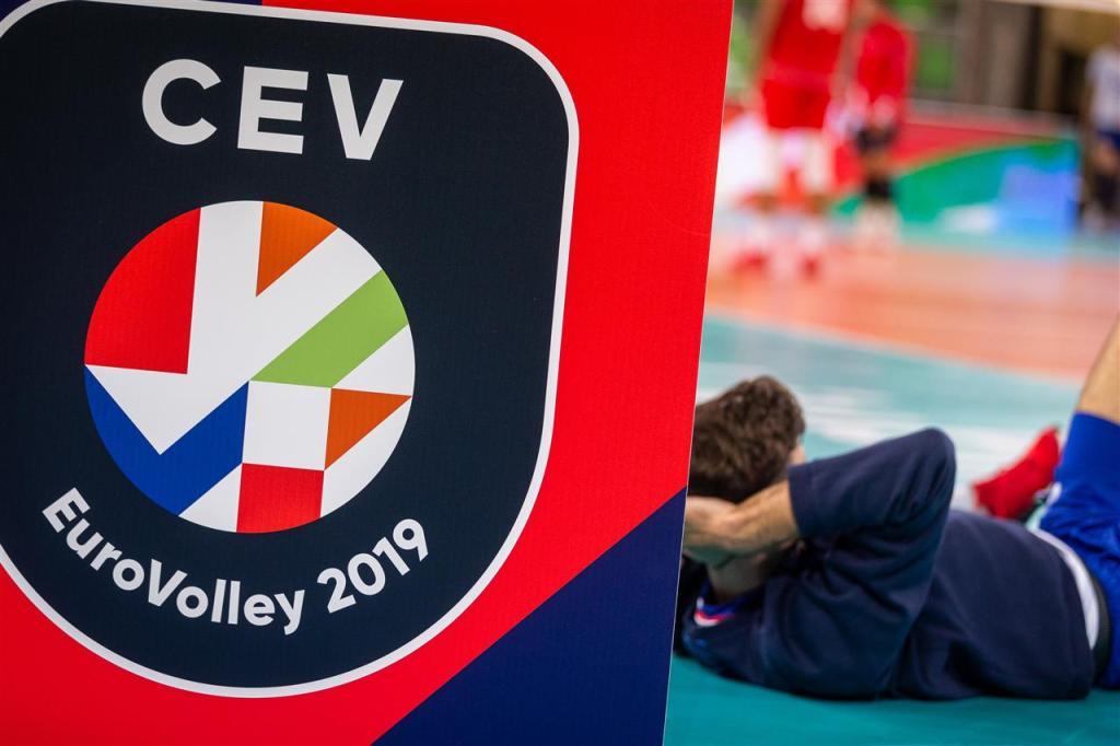 Евро-2019 по волейболу среди мужчин проходит в четырех странах