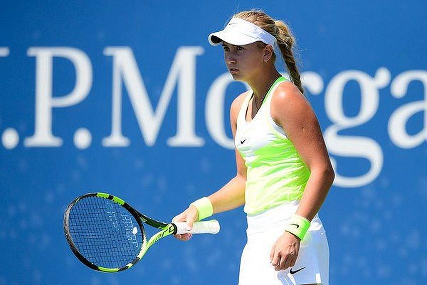 Потапова проиграла на старте турнира в Тяньцзине
