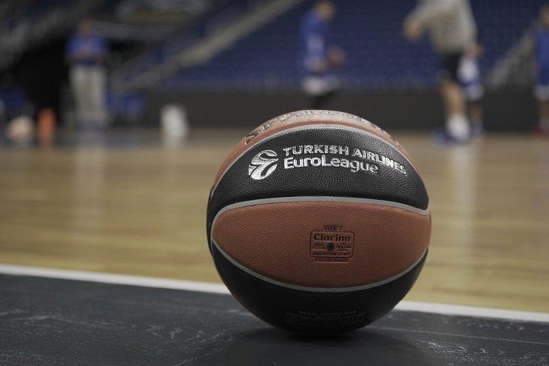 Мяч Евролиги